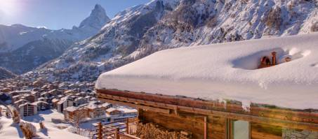 Luxury Chalet Maurice in Zermatt, Switzerland