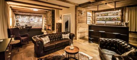 Luxury Chalet Montfort Lodge in St Anton, Austria