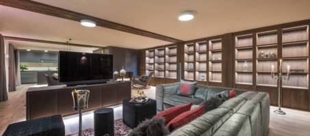 Luxury Chalet Nidus Apartment 4 in Lech, Austria