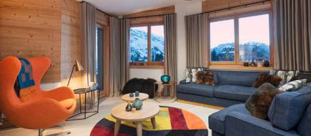 Luxury Chalet No 1 Penthouse in Avoriaz, France