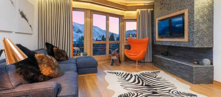 Luxury Chalet No 2 Penthouse in Avoriaz, France