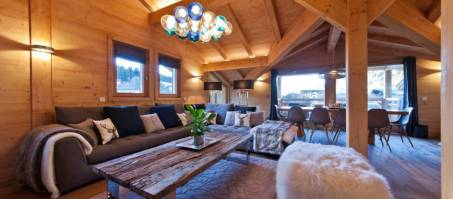 Luxury Chalet Apartment No.5 in Les Gets, France