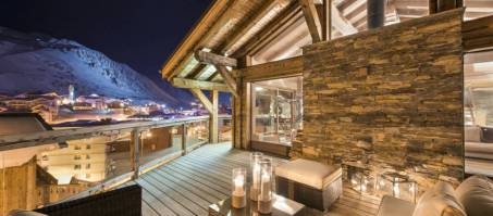 Luxury Chalet Opale in Tignes, France