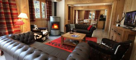 Luxury Chalet Panda in La Tania, France