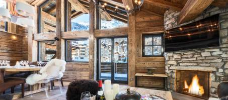Luxury Chalet Papillon in Val d'Isère, France