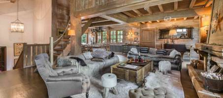 Luxury Chalet Partagas in Courchevel 1550, France