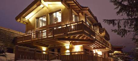 Luxury Chalet Perce Neige in Courchevel 1850, France