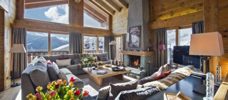 Luxury Chalet Pierre Avoi in Verbier, Switzerland