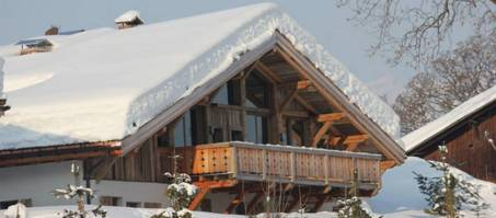 Luxury Chalet Polaris 1 in Megève, France