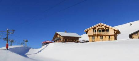 Luxury Chalet Poudreuse in Avoriaz, France