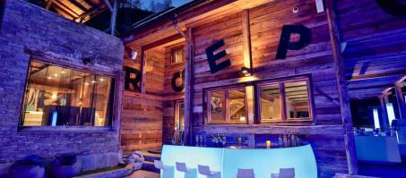 Luxury Chalet Quezac in Tignes, France