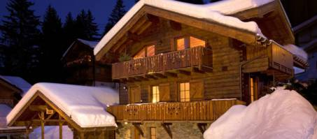 Luxury Chalet Rachael in La Tania, France