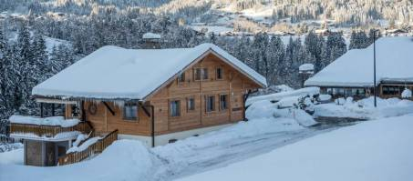 Luxury Chalet Riverwood Lodge in Morzine, France