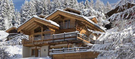 Luxury Chalet Rock in Verbier, Switzerland