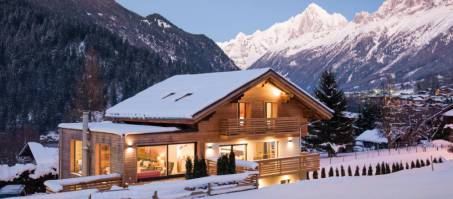 Luxury Chalet Rubicon in Chamonix, France