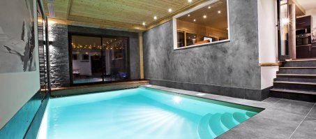 Luxury Chalet Samarra in Courchevel 1550, France