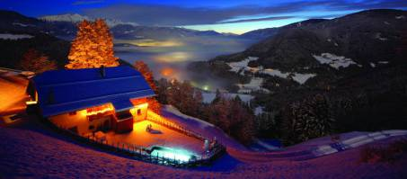 Luxury Chalet San Lorenzo Lodge in Kronplatz, Italy