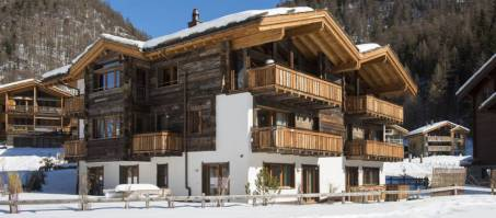Luxury Chalet Shalimar in Zermatt, Switzerland