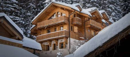 Luxury Chalet Sophie in La Tania, France