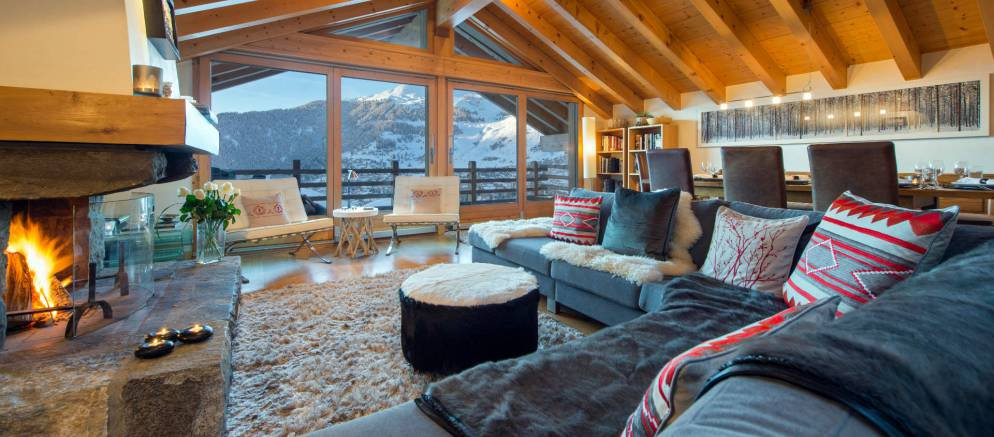 Luxury Chalet Sorojasa in Verbier, Switzerland