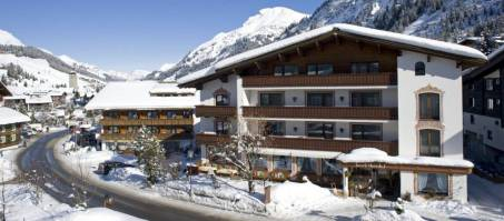 Hotel Theodul in Lech, Austria, book with Luxury Chalet
