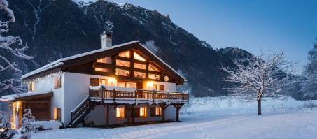 Luxury Chalet Tissieres in Chamonix, France