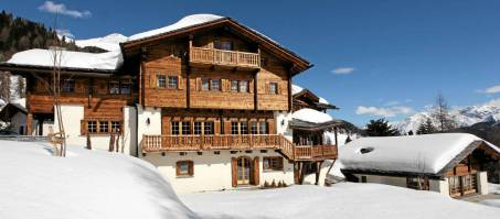 Luxury Chalet Tivoli Lodge in Davos, Switzerland