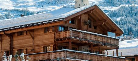 Luxury Chalet Treize-Silver in Verbier, Switzerland