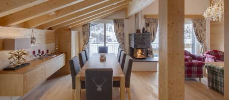 Luxury Chalet Tuftra 10 in Zermatt, Switzerland