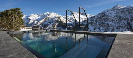 Luxury Chalet Uberhaus in Lech, Austria
