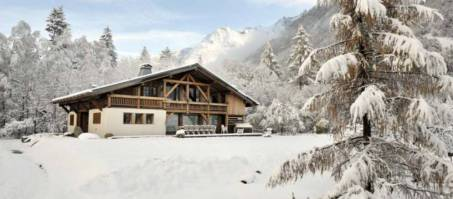 Luxury Chalet Valhalla in Chamonix, France
