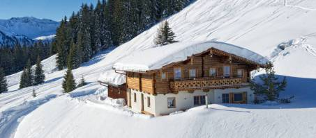 Luxury Chalet Wallegg Lodge in  Saalbach-Hinterglemm, Austria
