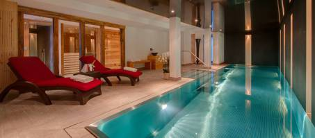 Luxury Chalet White Pearl in Zermatt, Switzerland