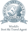 World Ski Awards Nominee 2016